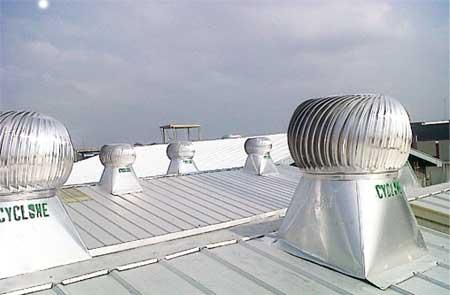 Jual Cyclone Turbine Ventilator Bali 02