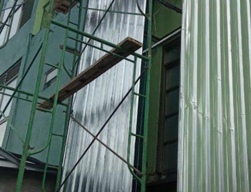 Lift Barang untuk Rumah Sakit RS Wisma Prasanthi Tabanan