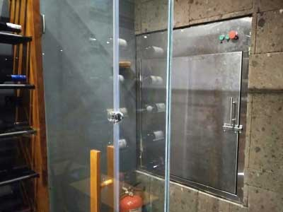 Jasa Pembuatan Dumbwaiter Lift Makanan di Bali