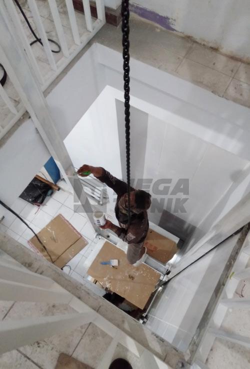 Lift Barang Kapasitas 1 Ton, Listrik 1 Phase, Denpasar Bali 4