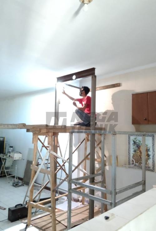 Lift Barang Kapasitas 1 Ton, Listrik 1 Phase, Denpasar Bali 3
