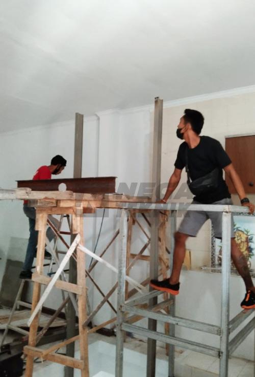 Lift Barang Kapasitas 1 Ton, Listrik 1 Phase, Denpasar Bali 2